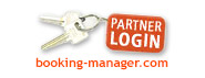 Booking Manager Login